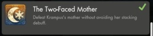 cropped Two Faced Mother