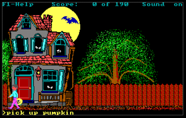 Hugos House of Horrors