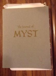 Myst journal