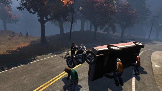 Zombie Jump bike