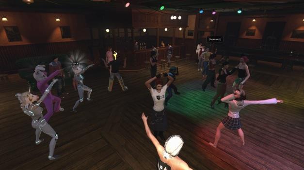 Dance party 8.20.2015