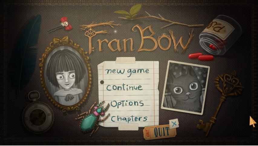 Fran Bow Fran-bow-title