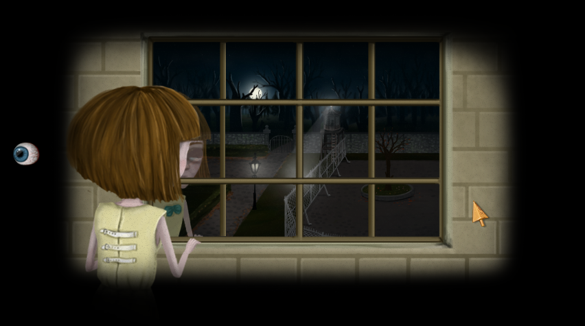 Gryph is Playing Fran Bow (#Blaugust 28) (3/5)