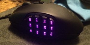 Gaming space mouse