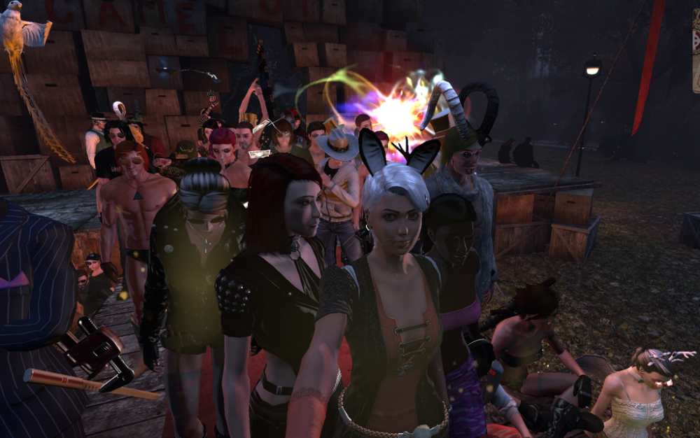 Ain't No Party Like A #TSW Party, 'Cause Our Community Rocks! (#Blaugust 9) (1/3)