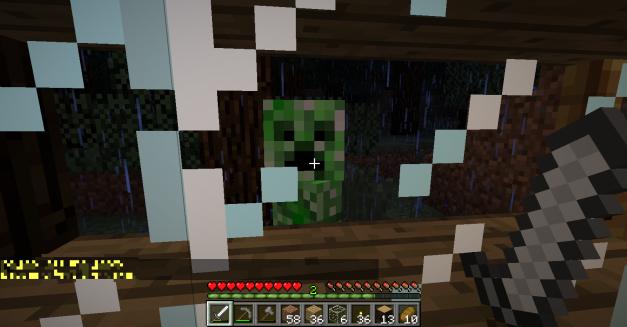 LFGryph Creeper