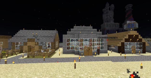 LFGryph Town