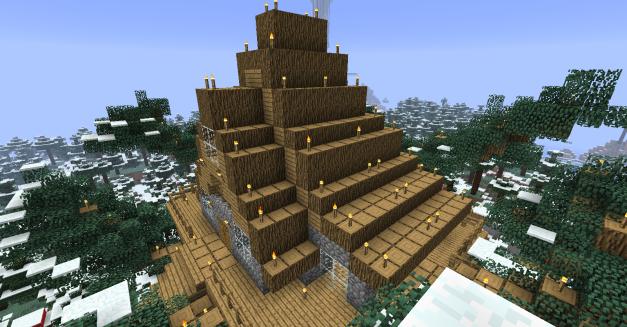 Minecraft Death Screenshot2