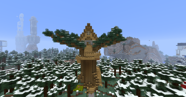 Minecraft Death Screenshot3