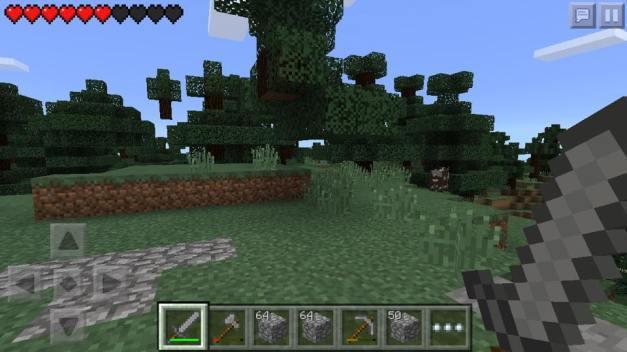 mobile Minecraft