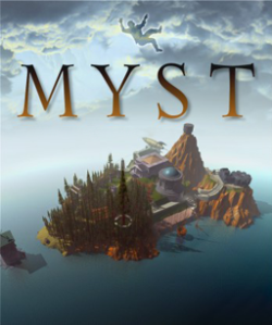 Myst Cover