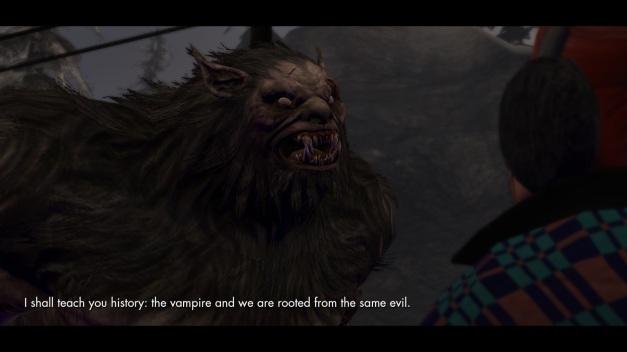 Werewolf history