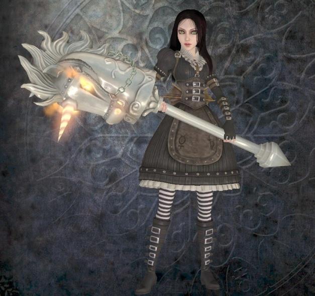 AliceMR steampunk