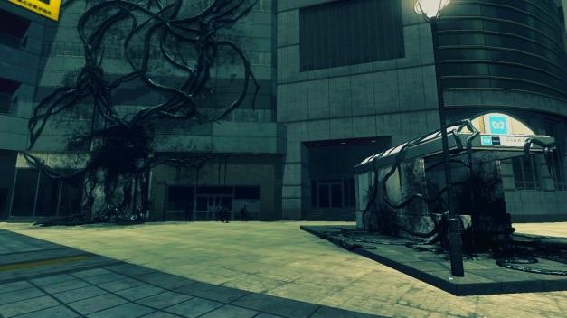 Kaidan filth buildings