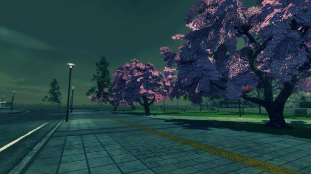 Kaidan trees