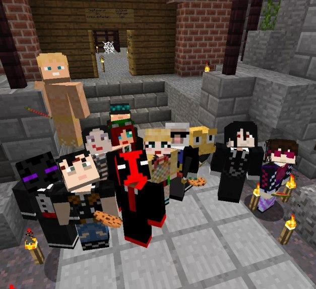 RHPS Minecraft2
